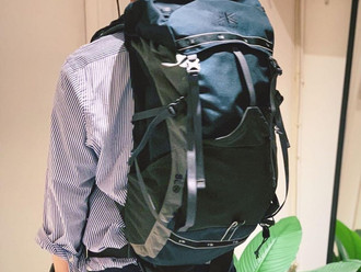 【MODERN TIMES SPECIAL LAUNCH・F/CE. × KARRIMOR SPECIAL COLLECTION】