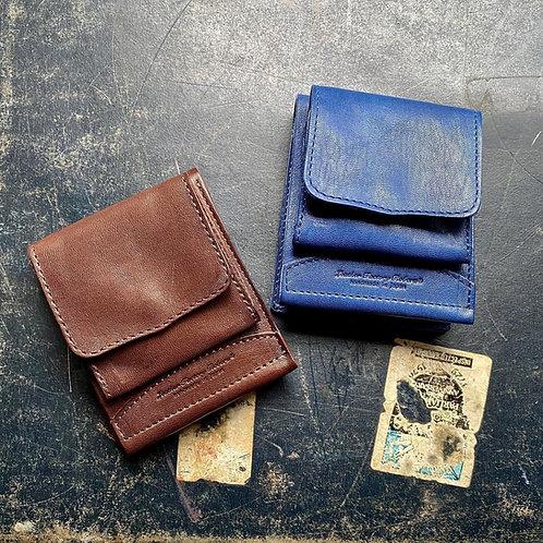 Roberu Horsehide Billfold Wallet