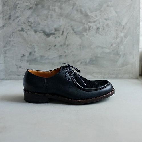 Anchor Bridge Tyrolean Shoes - Black