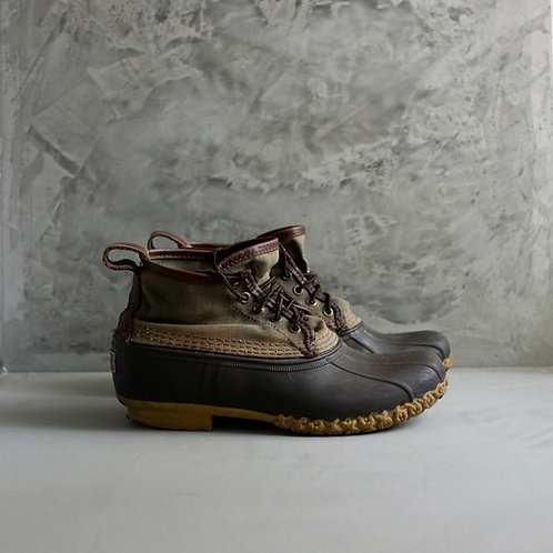 L.L. Bean Wax Canvas Boot | Pre-owned