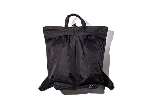 F/CE. X-PAC Helmet Bag - Black