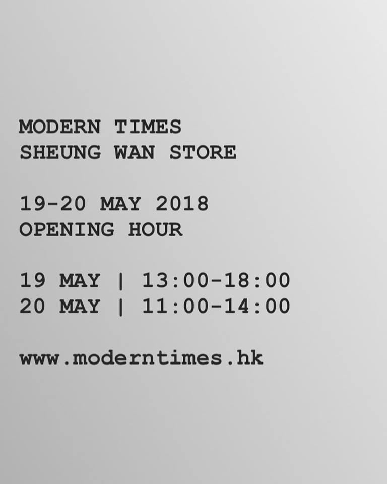 MODERN TIMES STANDARD LIFE STORE