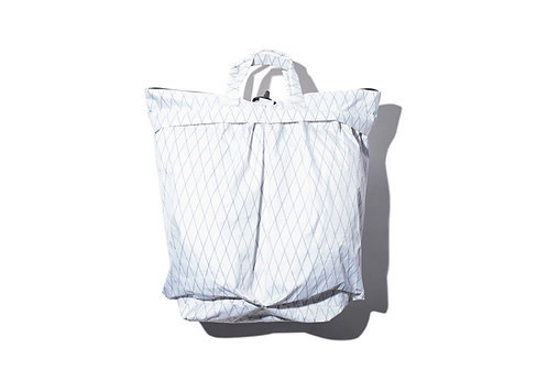 F/CE. X-PAC Helmet Bag - White