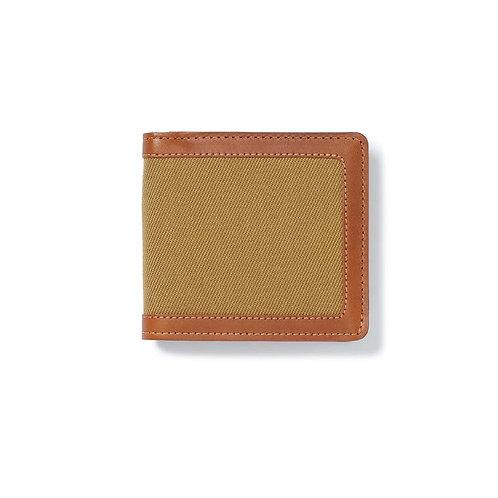 Filson Rugged Twill Packer Wallet - Tan