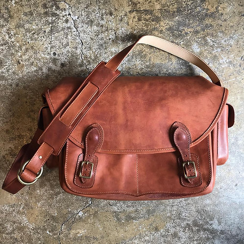 Roberu Gadget Bag - Shading Leather