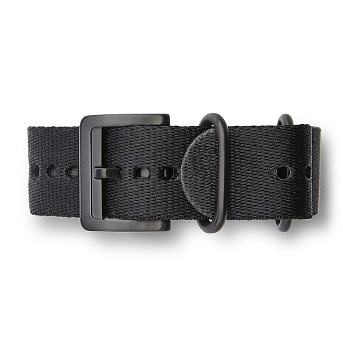 Filson Watch Strap - Black