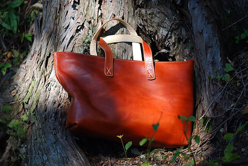 Roberu Leather Tote