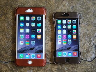 【Roberu iPhone 6/6 Plus Leather Case】