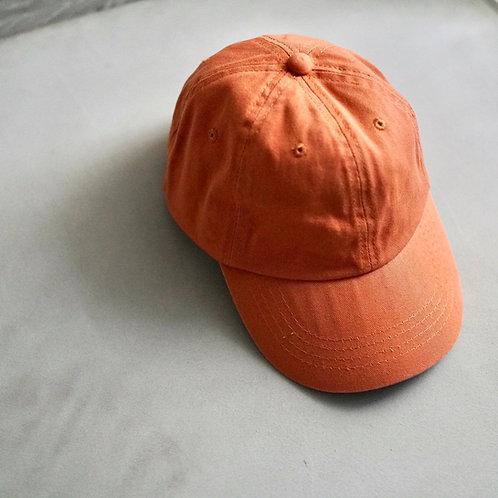 DPC Baseball Cap - Orange