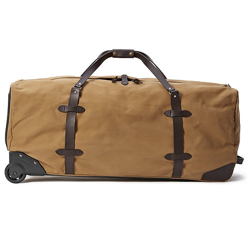 Filson Extra Large Rolling Duffle - Tan