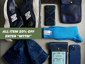 【20% OFF TIME LIMITED OFFER 限時八折・NEW ARRIVAL 新品上架】