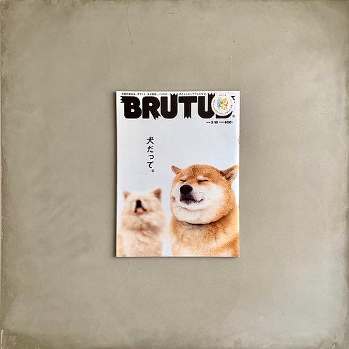 Brutus Vol. 819