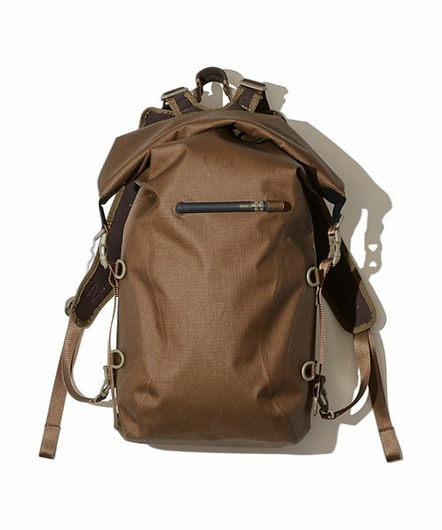 F/CE. No Seam Zip Lock Backpack - Coyote