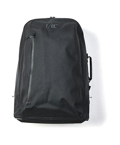 F/CE. No Seam 2 Way Trolley Case - Black