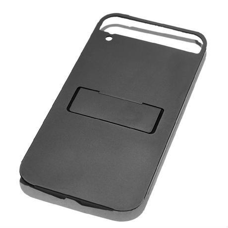 Claustrum Flap XR iPhone Holder - Black Matte
