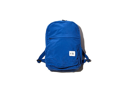 F/CE. Wash Nylon Packable Day Pack - Blue