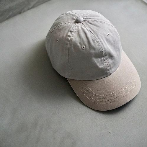 DPC Baseball Cap - Natural × Khaki