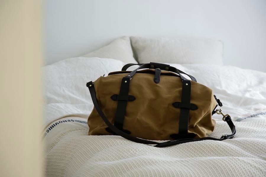 Popeye - Filson Duffle Bag