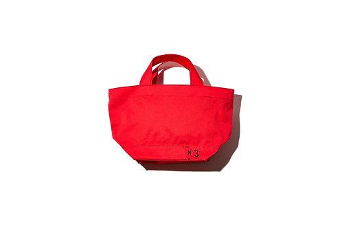 F/CE. No.3 Mini Tote - Red