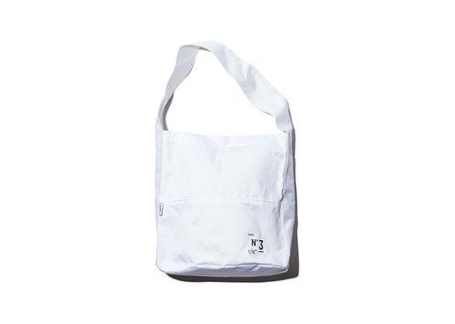 F/CE. No.3 Baguette Tote - White