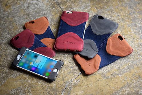 Roberu iPhone Case - Shading Leather