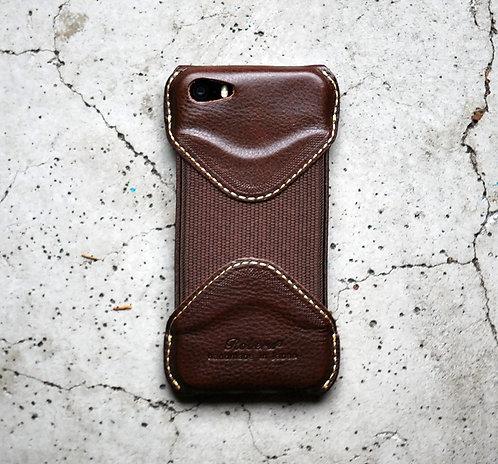 Roberu iPhone 5s/SE Case - Arizona Choco
