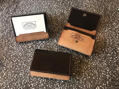 Anchor Bridge Horween Horse Leather New Card Case