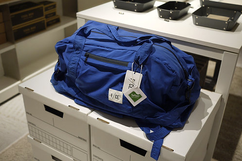 F/CE. Wash Nylon Packable 3 Way Boston - Blue