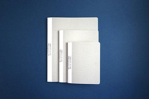 Mucu Blank Note - Gray M