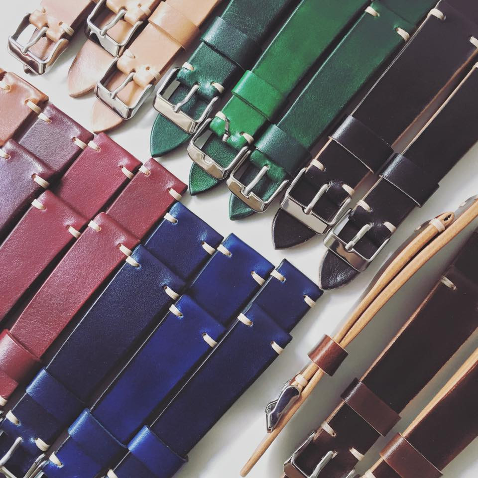 Roberu New Oil Leather - Modern Times x Leather Factory Roberu Exclusive