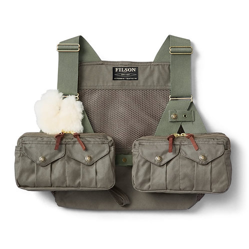 Filson Mesh Fly Fishing Strap Vest