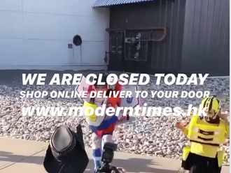 【WE ARE CLOSED TODAY・29 MAY 2020 FRI🌿】