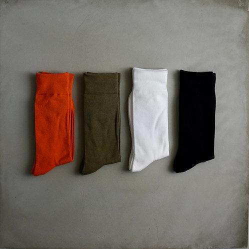 Decka Cotton Pile Socks