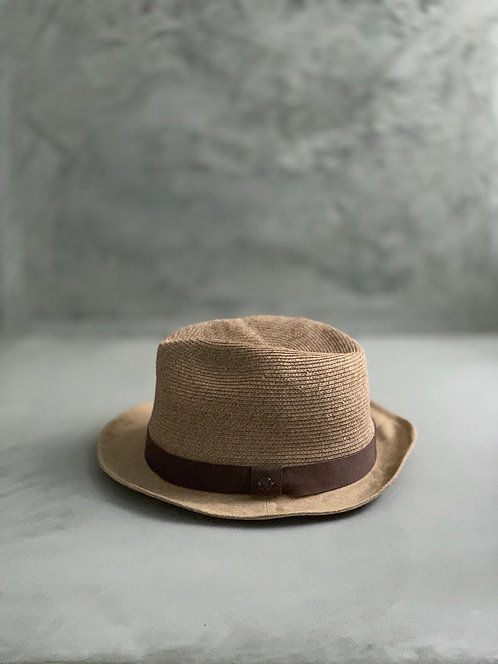 Morno Brade × Paper Cloth Hat - Beige
