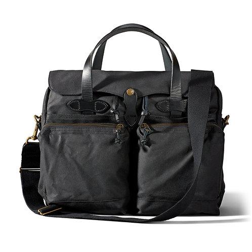 Filson 24 Hour Tin Briefcase - Black
