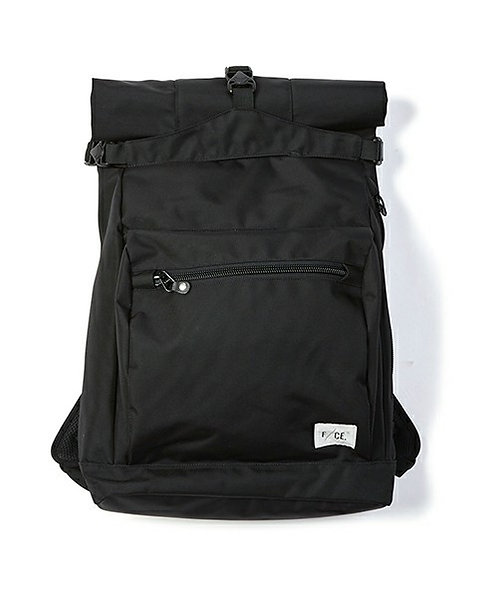 F/CE. Authentic Roll Top - Black
