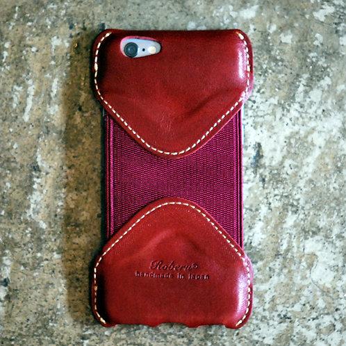 Roberu iPhone 6 / 6s Case - Red/Red