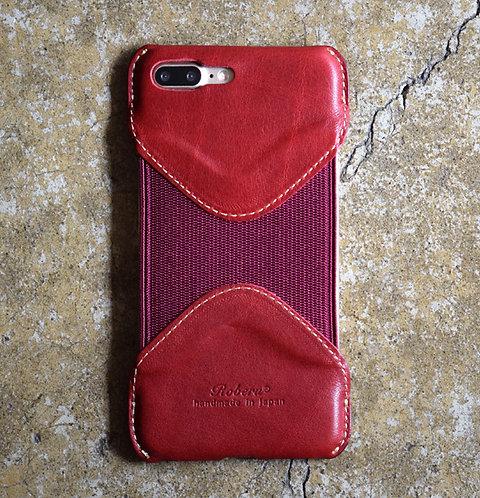 Roberu iPhone 7P / 8P Case - Red