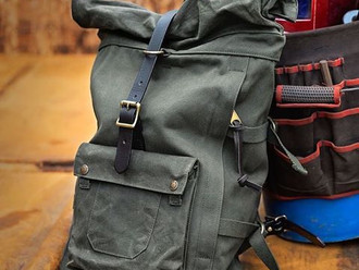 【PRE-ORDER NOW・FILSON ROLL TOP BACKPACK】