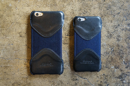Roberu iPhone 6/6s & 6/6s Plus Case - Black/Navy
