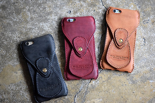 Roberu New Shading Leather iPhone 6/7/8 Case