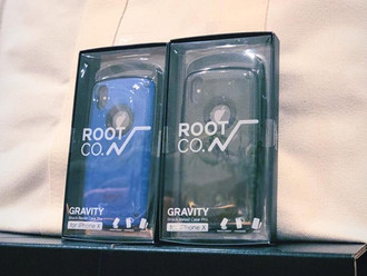 【MILITARY STANDARD・ROOT CO. GRAVITY SHOCK RESIST iPHONE CASE】