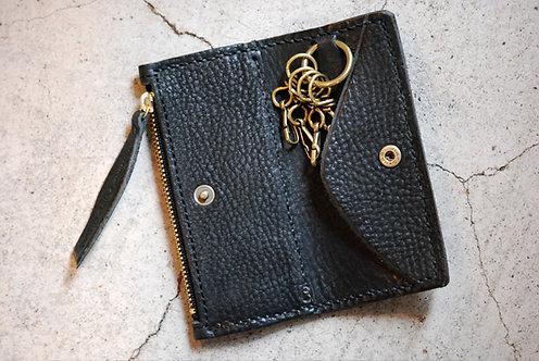 Roberu Key & Coin Case - Black