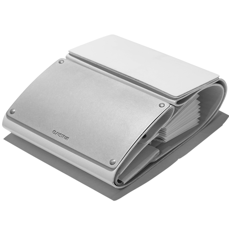 Claustrum Articular Wallet - White