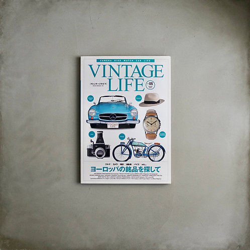 Vintage Life 2013 Spring Issue