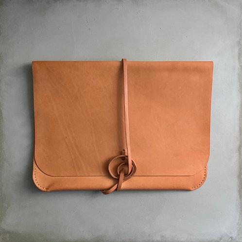 Kenton Sorenson Natural Leather Laptop Case