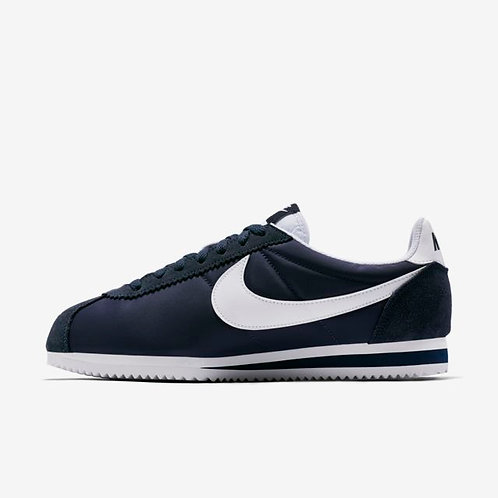 Nike Classic Cortez Nylon - Navy