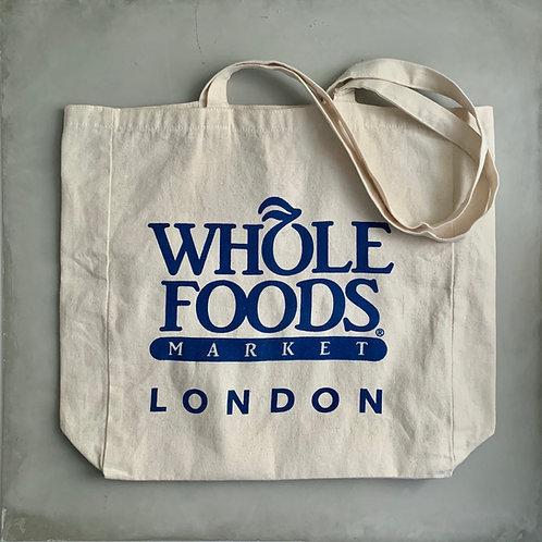 Whole Foods Market London Tote Bag