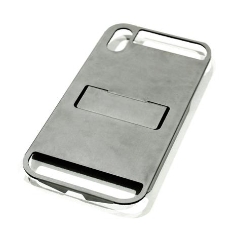 Claustrum Flap X(S) iPhone Holder - Concrete Matte