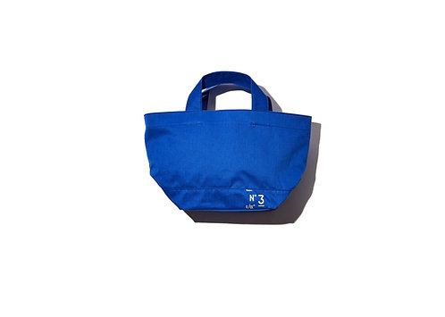 F/CE. No.3 Mini Tote - Blue